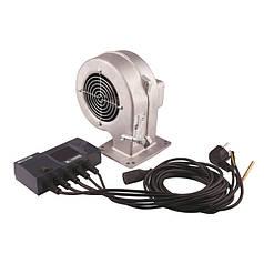 "Комплект автоматики котла до 35 кВт (блок+вентилятор) ""KG"" Арт. CS-20+DP-02 KG ELEKTRONIK KGCS20DP02"