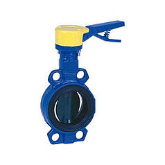 Поворотная заслонка Danfoss SYLAX GAS PN6 DN80 149G032652