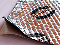Вибропоглощающий материал  ULTIMATE CON0STRUCT BLOCK 4 мм 37х50 см