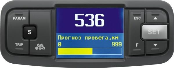 Маршрутный компьютер Multitronics TC 740