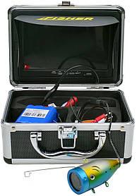 Підводна камера для риболовлі Fisher CR110-9S кабель 15м з відключенням LED підсвічування