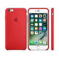 Чехлы U-Like Чехол силиконовый для iPhone 5/5s/SE Красный (18633)