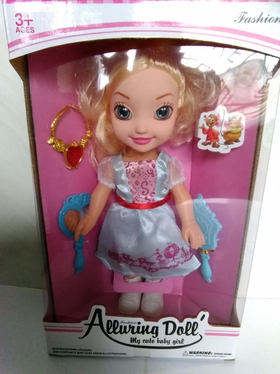 Кукла детская с аксессуарами.Игрушечная кукла для детей.Принцесса кукла.