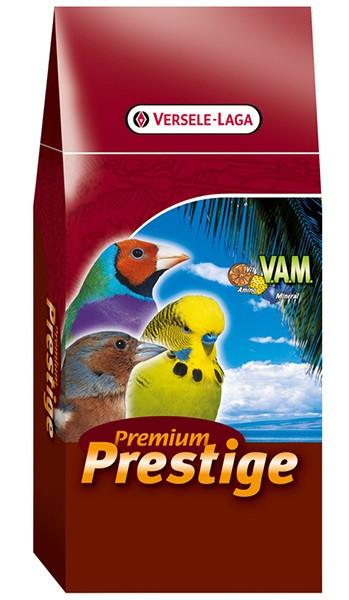 Корм для волнистых попугаев Верселе-Лага Versele-Laga Prestige Premium Вudgies 20 кг