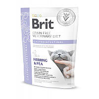Корм для котов Brit Care Veterinary Diet Gastrointestinal (при заболеваниях ЖКТ) 400г