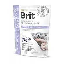Корм для котов Brit Care Veterinary Diet Gastrointestinal (при заболеваниях ЖКТ) 400г