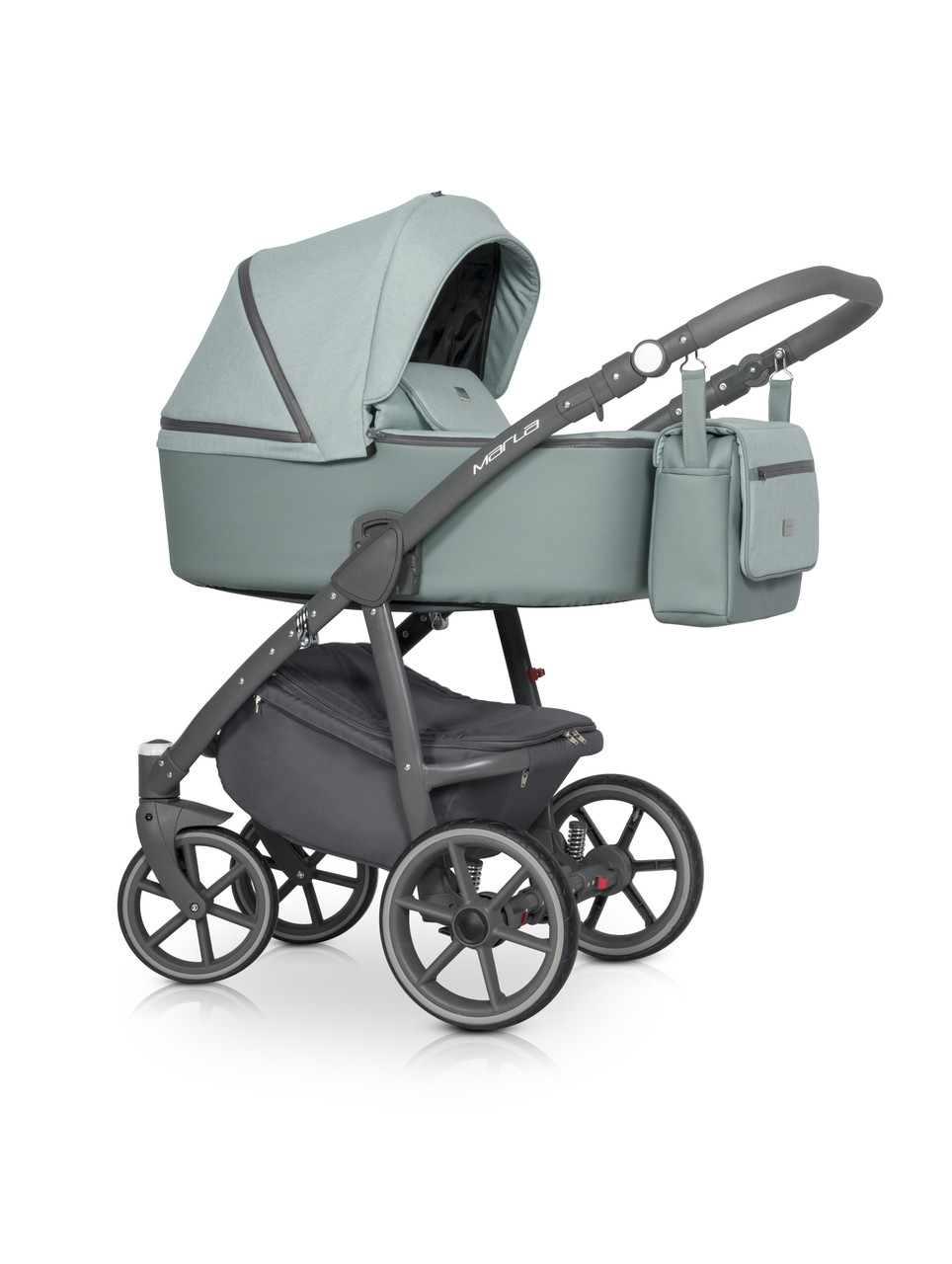 Детская универсальная коляска 3 в 1 Riko Marla 05 Basil