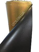 """IZOLON PRO 3002 0,75 чёрный """"золото"""""""