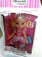 Кукла детская с аксессуарами.Игрушечная кукла для детей.Принцесса кукла. Розовый