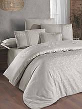 Комплект постельного белья сатин Moonlight first choice евро размер Mirabel Toprak