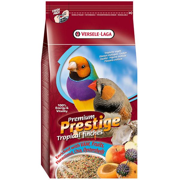 Корм для тропических птиц Versele-Laga Prestige Premium Tropical Birds 1 кг