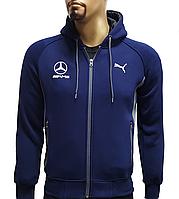 Зимний мужской спортивный костюм Puma MERCEDES AMG PETRONAS T7,оригинал.
