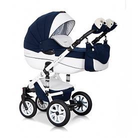 Детская универсальная коляска 3 в 1 Riko Brano Ecco 11 Navy