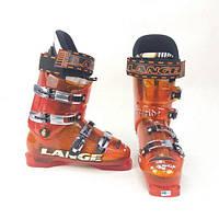 Новые ботинки лыжные LANGE FREERIDE 130 размер 42,5 (стелька 27,5 см)