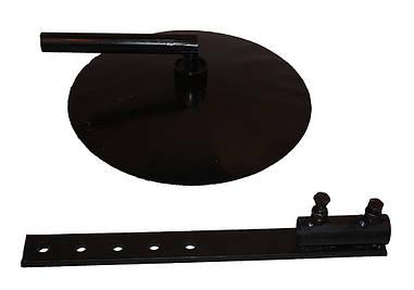 """Окучники дисковые """"Володар"""" ОД-37 (диаметр 37 см) на двойной сцепке"""