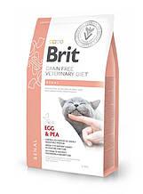 Корм для котов Brit Care Renal (при почечной недостаточности) 2кг