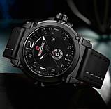 Naviforce Мужские часы Naviforce Plaza Black NF9099, фото 2