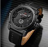 Naviforce Мужские часы Naviforce Plaza Black NF9099, фото 3