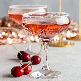 Бокал-блюдце для шампанского Pasabahce Бистро 275мл 44136/sl