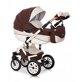 Детская универсальная коляска 3 в 1 Riko Brano Ecco 13 Chocolate