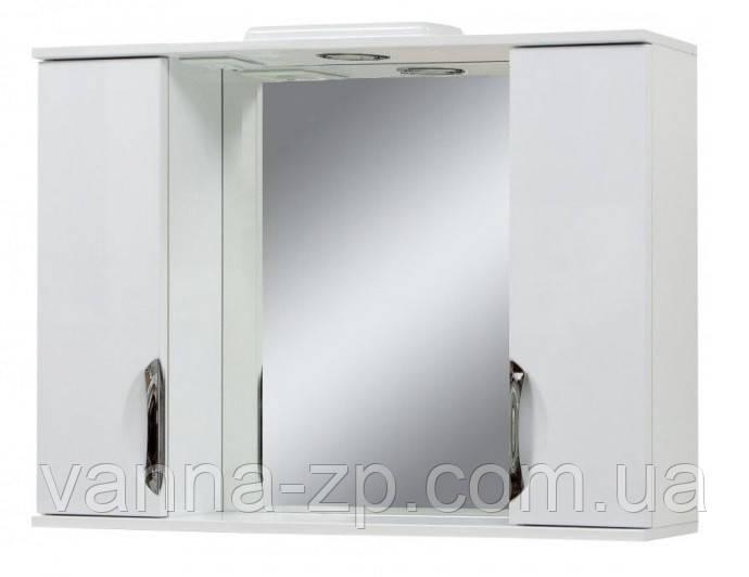 Зеркало Грация Z-11 шириной 85 см