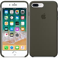 Чехлы U-Like Чехол силиконовый оригинальный для iPhone 7/8 Plus Серый (18679)