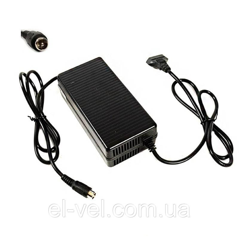 Зарядное устройство 36В 3A для литий-ионных аккумуляторов LiNiCoMnO2