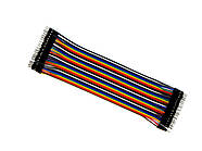 Провода для Arduino соединительные 40 шт. длина 20 см (Male to Male), фото 2