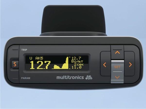Маршрутный компьютер Multitronics VG1031GPL