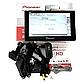 Автомобильный GPS навигатор Pioneer 702 с диагональю 7 дюймов | FM-трансмиттер, фото 3