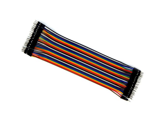 Провода Arduino 40 шт (M-M)