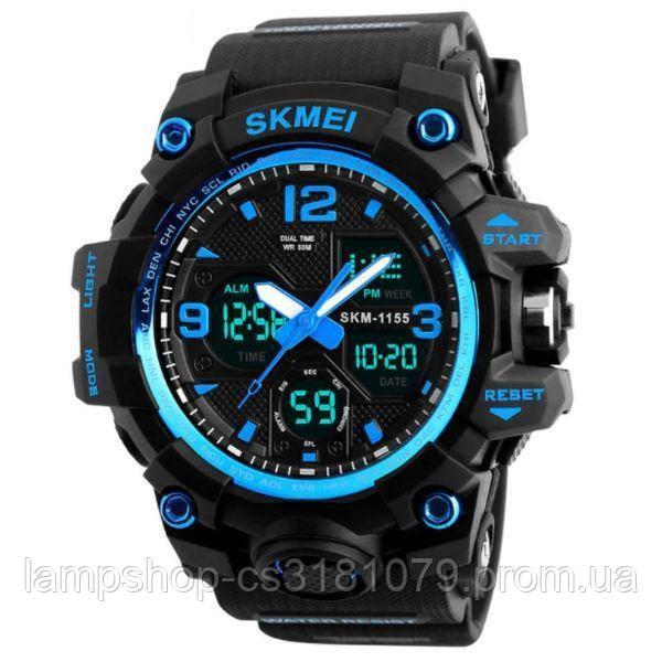 Skmei Мужские часы Skmei Hamlet Blue 1155B