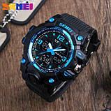 Skmei Мужские часы Skmei Hamlet Blue 1155B, фото 6