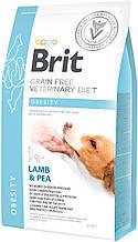 Корм для собак Brit Care Obesity (при лишнем весе) 2кг