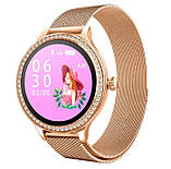 UWatch Женские часы Smart M8 Girl Gold, фото 2