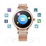 UWatch Женские часы Smart M8 Girl Gold, фото 4