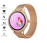 UWatch Женские часы Smart M8 Girl Gold, фото 5