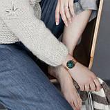 Shengke Женские часы Shengke Summer Green, фото 8