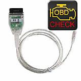 Диагностический сканер BMW INPA K+CAN  USB, фото 5