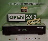 Спутниковый ресивер OPEN SX 2 HD COMBO