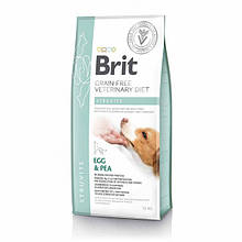 Корм для собак Brit Care Veterinary Diet Struvite (при мочекаменной болезни) 12кг