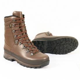 Ботинки LOWA GTX Combat Boot коричневые