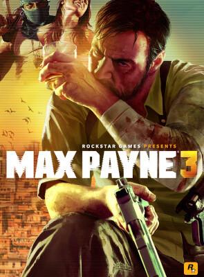 Max Payne 3 (PC) Электронный ключ