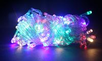 Гирлянда Нить (STRING) RGB 10 метров (прозрачный кабель пвх)