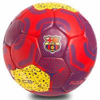 Мяч футбольный № 5 Барселона  pvc