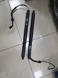 Амортизатор (привод) багажника комплект BMW X5 F15, БМВ, электропривод