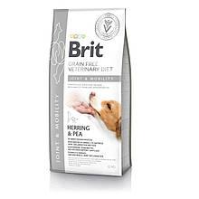 Корм для собак Brit Care Veterinary Diet Joint & Mobility (при заболеваниях суставов) 12кг
