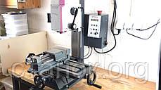 OPTImill MH 20 V L фрезерный станок по металлу настольный оптимум мш 20 в Optimum, фото 3