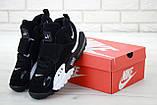 Мужские кроссовки в стиле Nike Air Max Speed Turf ЧЕРНЫЕ  (Реплика ААА+), фото 4