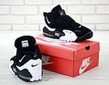 Мужские кроссовки в стиле Nike Air Max Speed Turf ЧЕРНЫЕ  (Реплика ААА+), фото 6